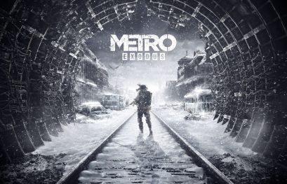 Metro Exodus présente son édition limitée Aurora