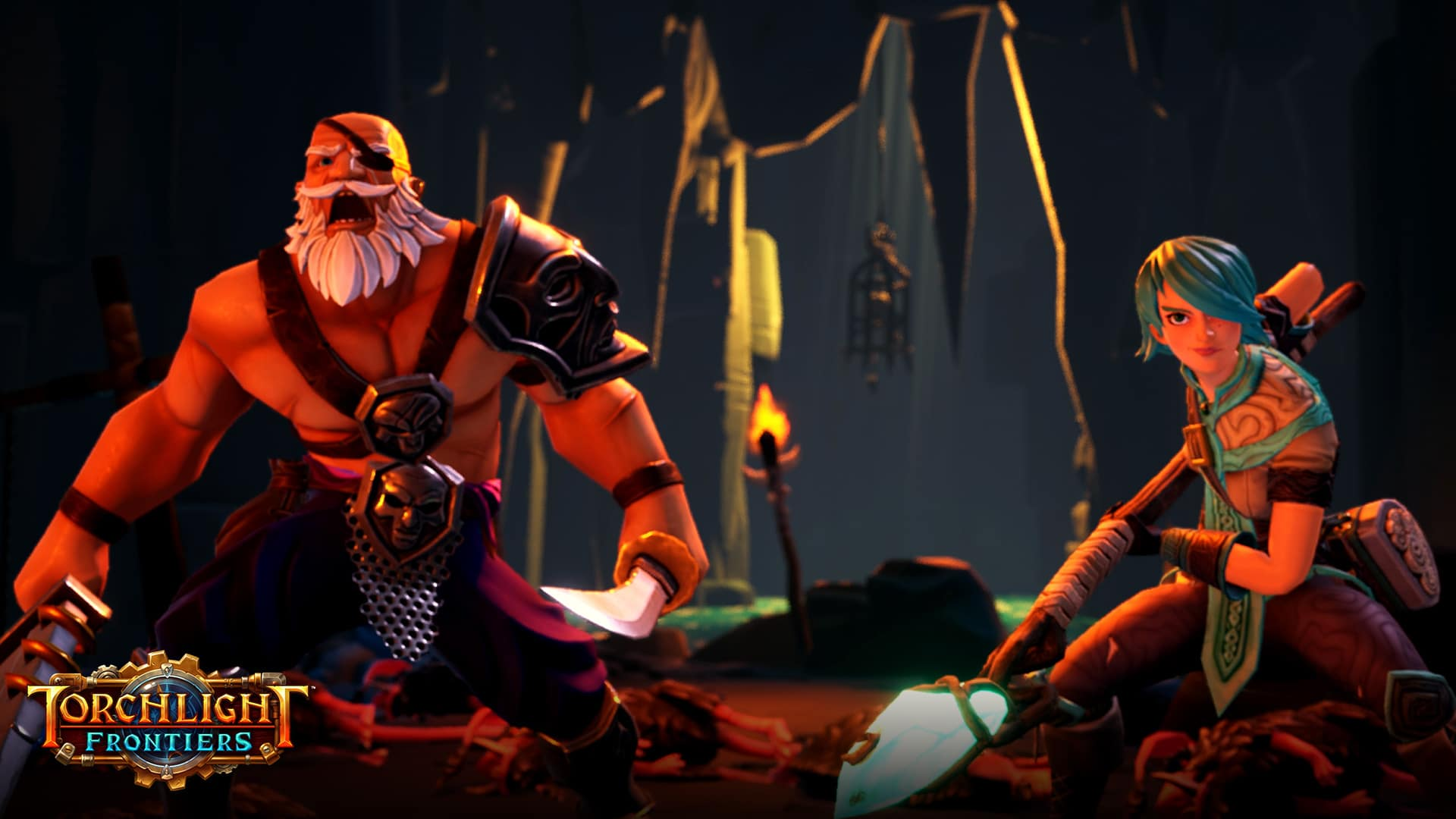 torchlight Frontiers Screenshot