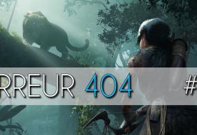Erreur 404 #1 : Lancement de l'émission sur l'actu du jeu vidéo