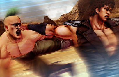 Fist of the North Star Lost Paradise : Une démo est disponible sur le PSN