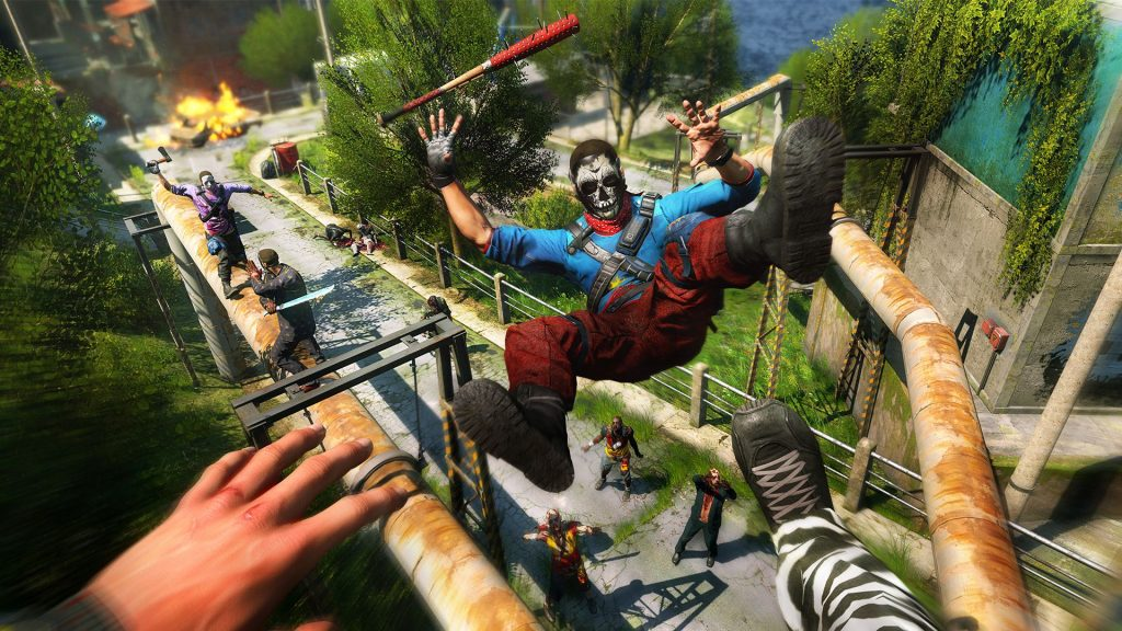 dying light bad blood preview screenshots