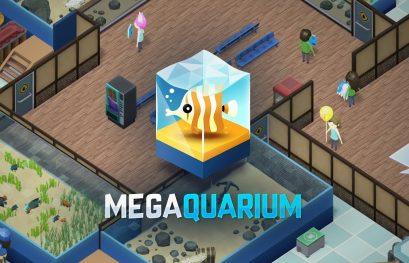 TEST Megaquarium : Une expérience bien trop mécanique