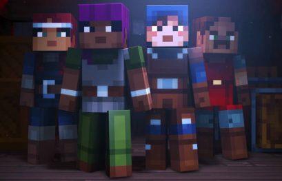 Minecraft Dungeons se la jouera standalone en 2019
