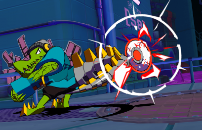 TEST Lethal League Blaze: Une claque monumentale