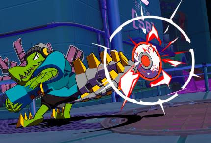 TEST Lethal League Blaze: Une claque monumentale