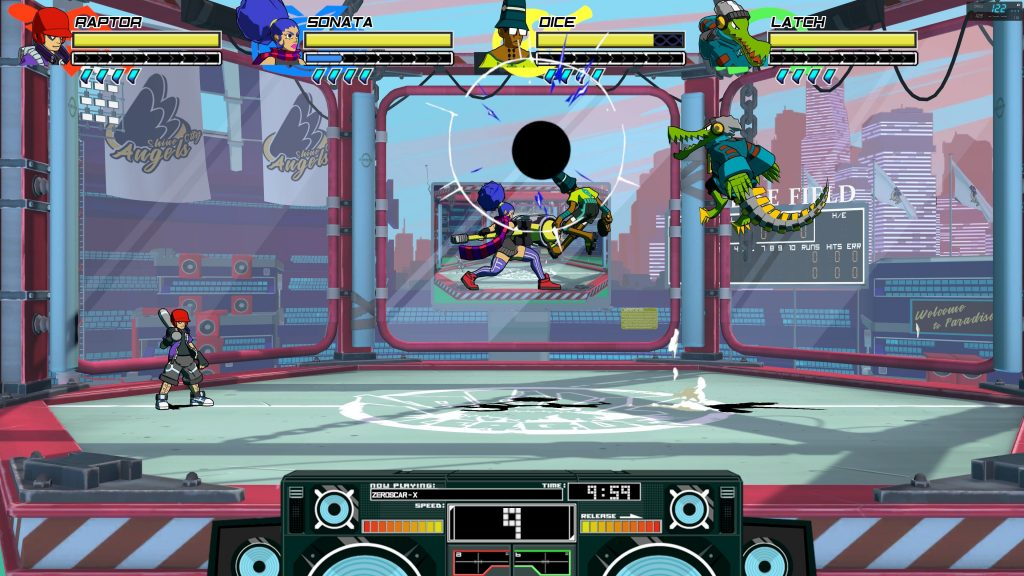 Lethal League Blaze test screenshots