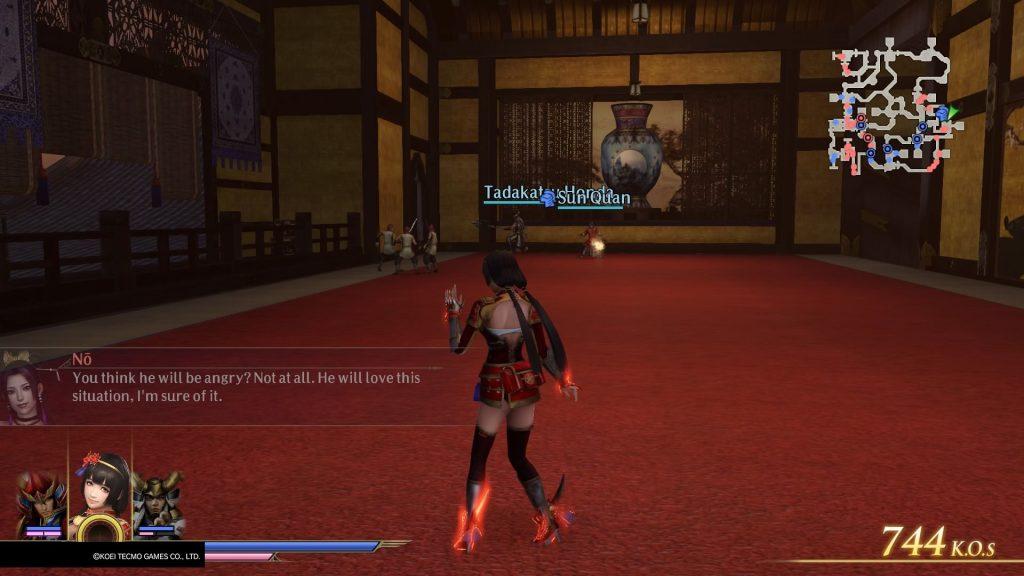warriors orochi test screenhots
