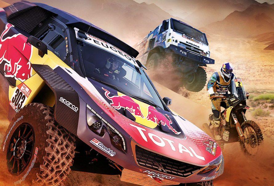 TEST Dakar 18: J'ai calé avant le départ