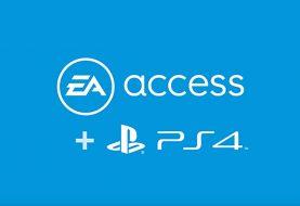 EA Access débarque prochainement sur PS4