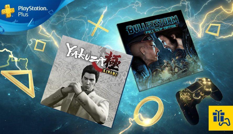 Playstation Plus : Les jeux de Novembre 2018 sont connus