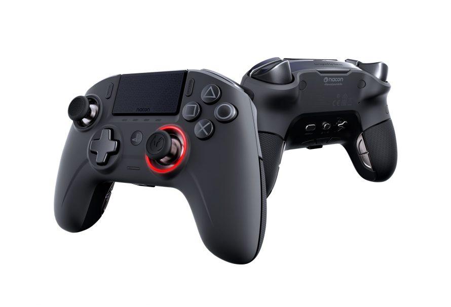Nacon présente la Revolution Unlimited Pro Controller pour la PS4
