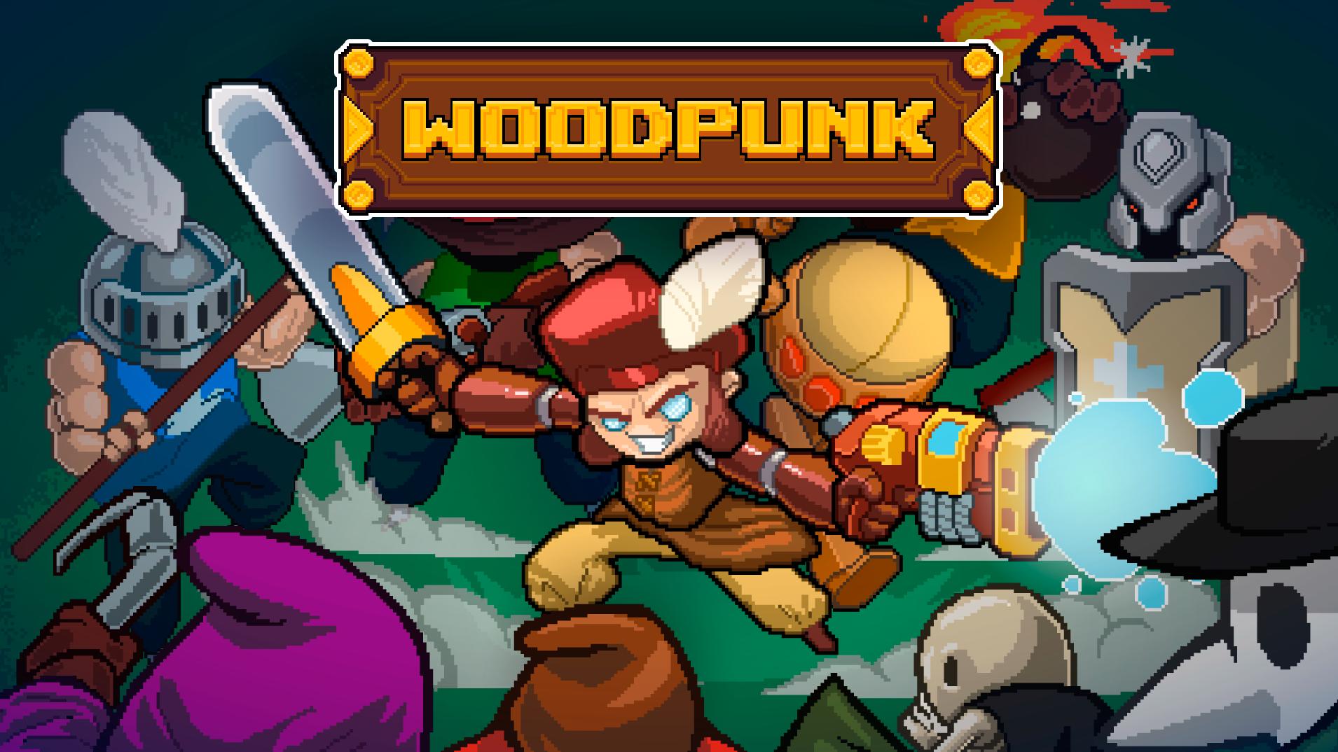 Woodpunk date de sortie