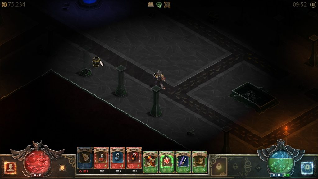 Book of Demons Test screenshots GretoGeek