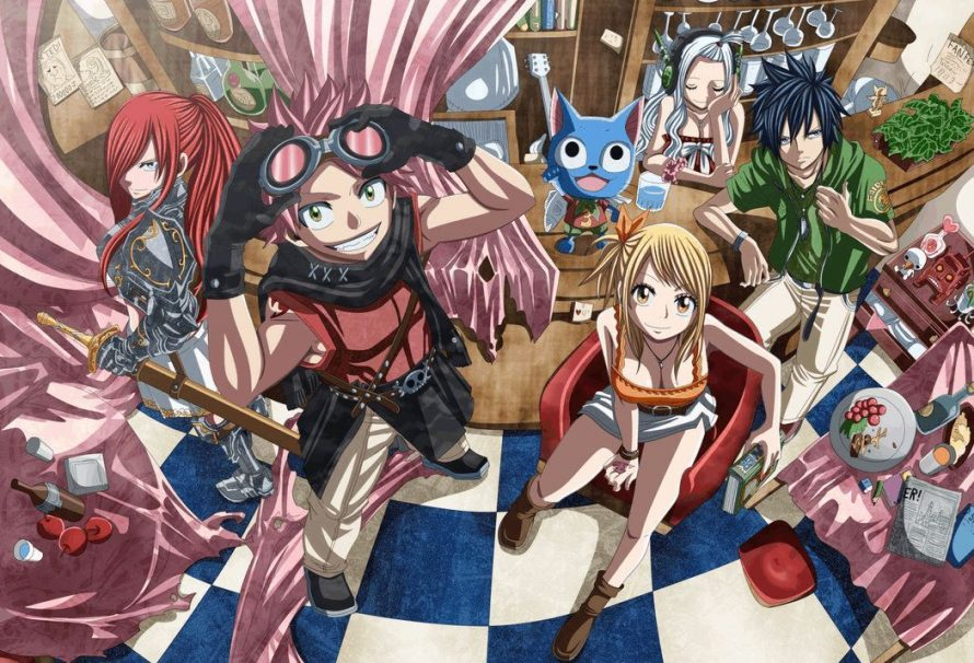 Fairy Tail :  La suite arrive pour 2019 en France