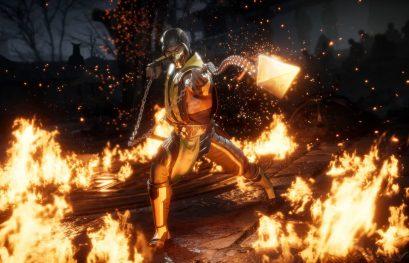 Mortal Kombat 11 présente déjà ses configurations PC