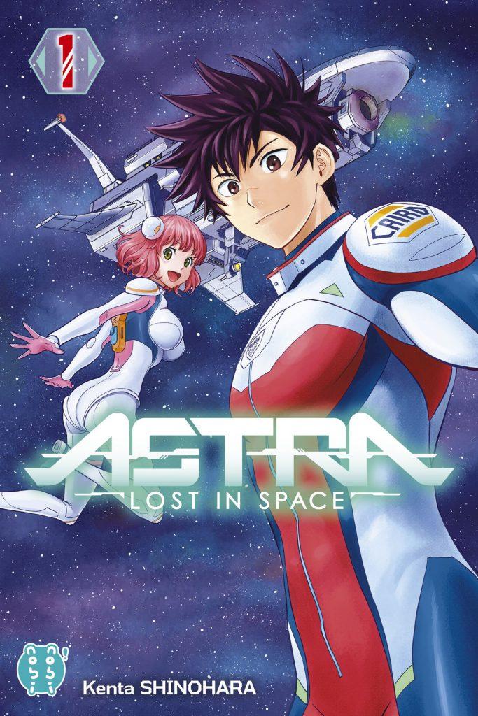 astra lost in space cover tome 1 nobi nobi