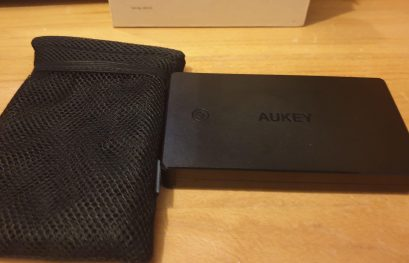 TEST batteries externes Aukey : Juste indispensable