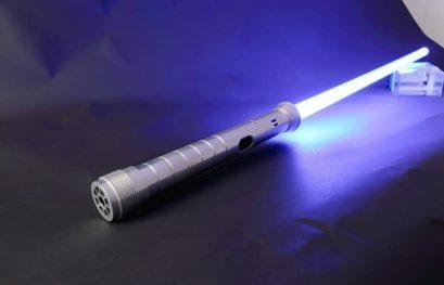 WAAN : Des sabres lasers façon Star Wars sur Kickstarter