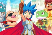 TEST Monster Boy et le royaume maudit : Un excellent metroidvania accessible