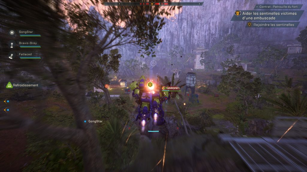 Anthem Screenshots Test