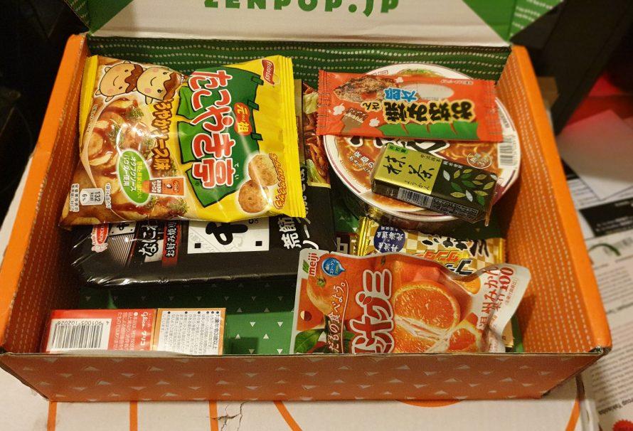 """Zenpop: Ma découverte du japon dans une """"box"""""""