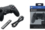 Nacon présente l'Asymmetric Wireless Controller sous licence Playstation 4