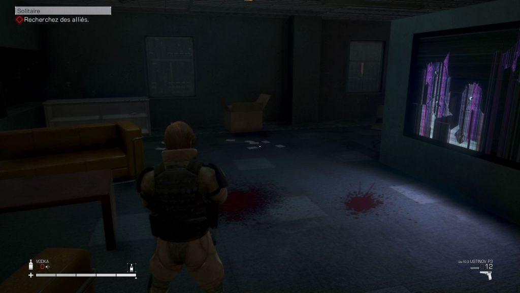 Left Alive Test Screenshots -