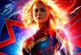 AVIS Captain Marvel : Un bon divertissement, mais un film oubliable