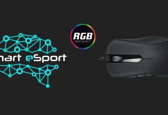 TEST Souris Pro Gaming RGB Smart Esport