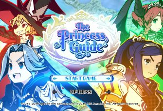 TEST The Princess Guide : Un concept qui tourne en rond