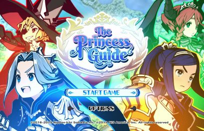 TEST The Princess Guide : Un concept qui tourne en rond