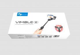 Vimble 2 : FeiyuTech a sorti son nouveau stabilisateur