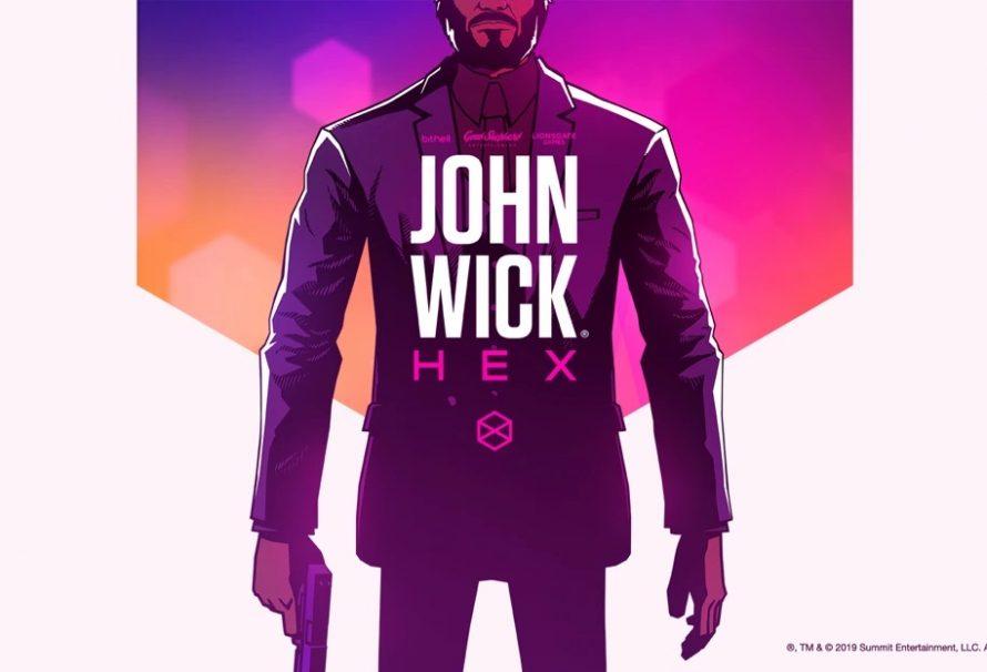 John Wick Hex annoncé et ça va faire mal