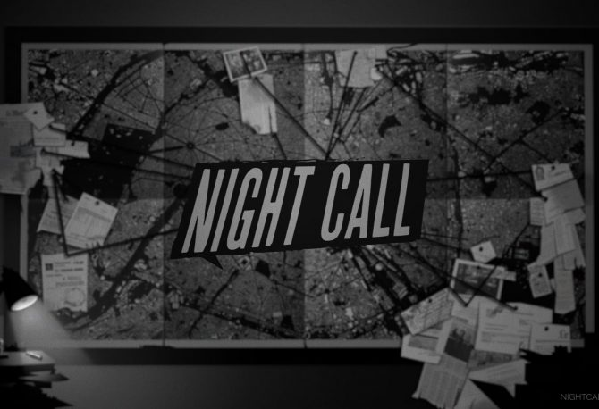 PREVIEW Night Call : A la recherche du tueur dans Paris