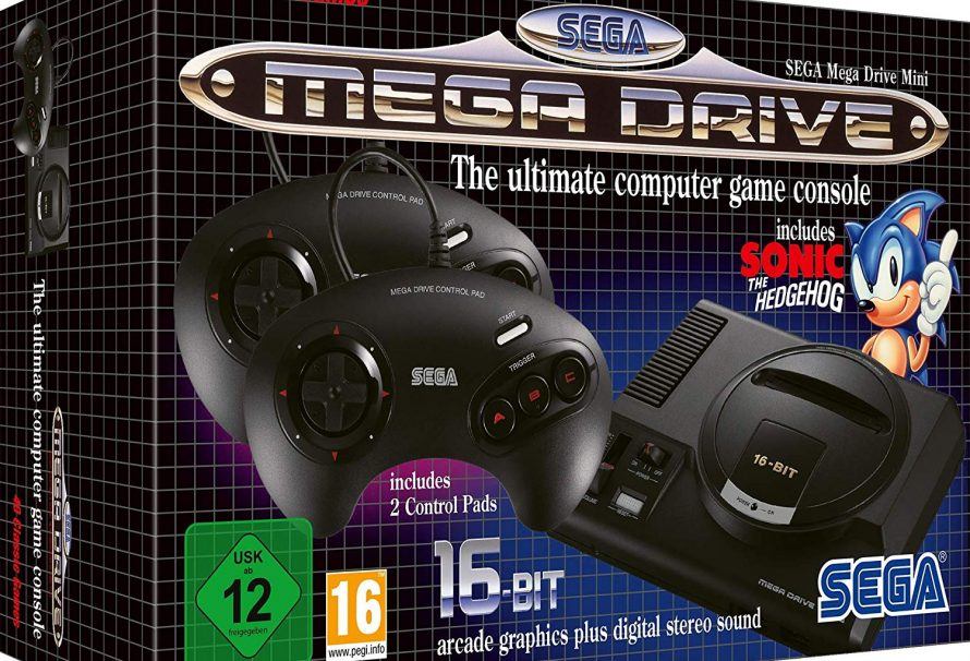 Sega Mega Drive Mini : Capcom débarque en force