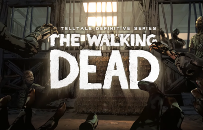 The Walking Dead: The Telltale Definitive Series disponible pour la rentrée