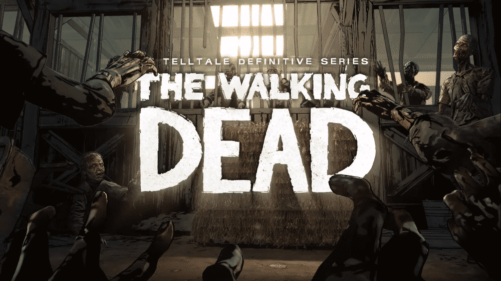 The Walking Dead The Telltale  Definitive Series cover