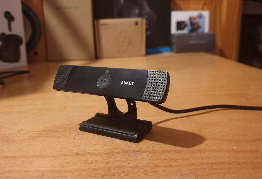 AVIS webcam Aukey PC-LM1: Abordable au minimum syndical