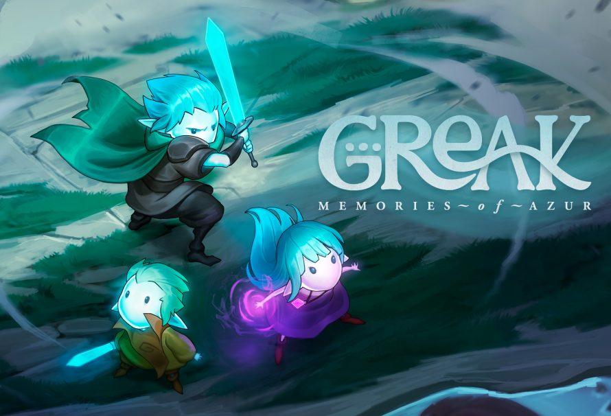 Greak Memories of Azur annoncé chez Bromio