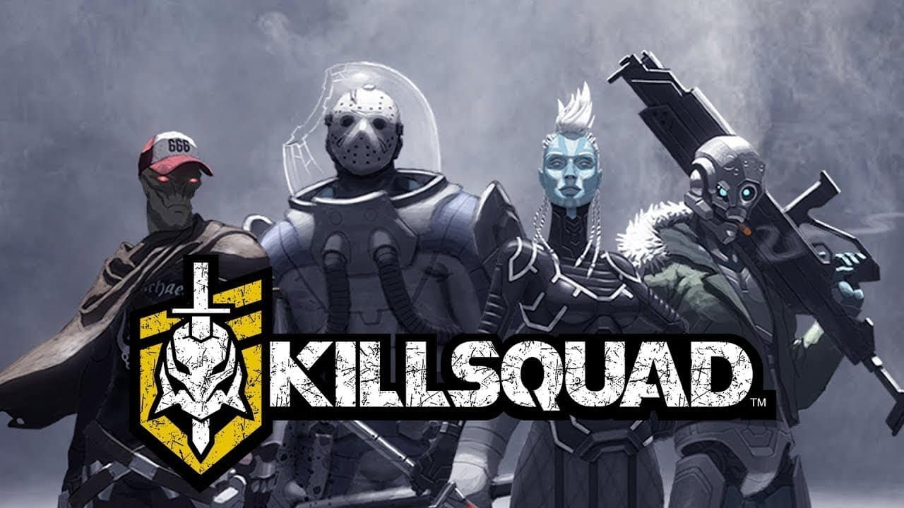 Killsquad preview screen
