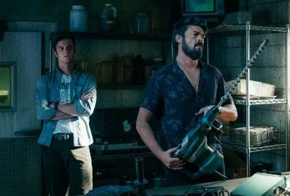 """AVIS The Boys : Quand les super-héros se font défoncer la tronche par des """"humains"""""""