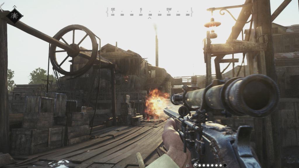 unt showdown, screenshots