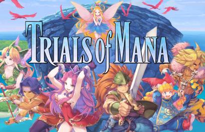 Trials of Mana est calé pour fin avril 2020