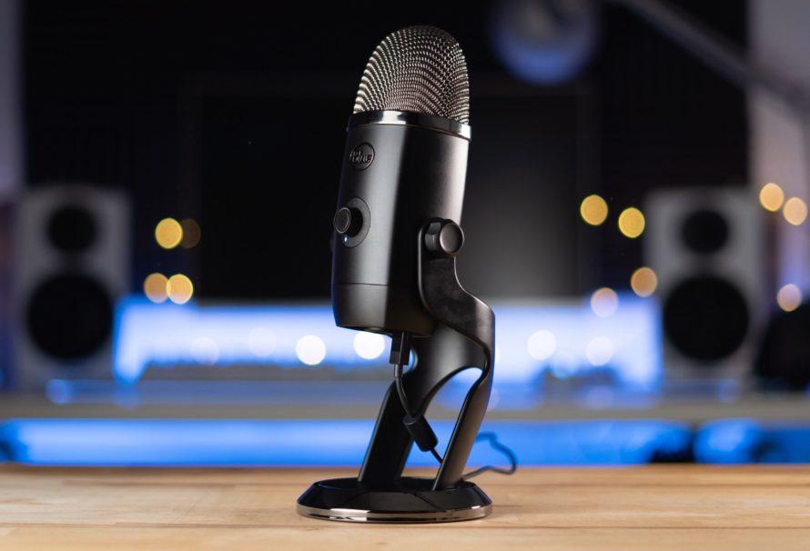 Yeti X : Blue présente son nouveau micro