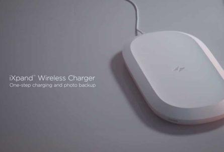 TEST Chargeur SanDisk iXpand Wireless : Chargeur sans-fil + sauvegarde automatique, le combo ultime ?