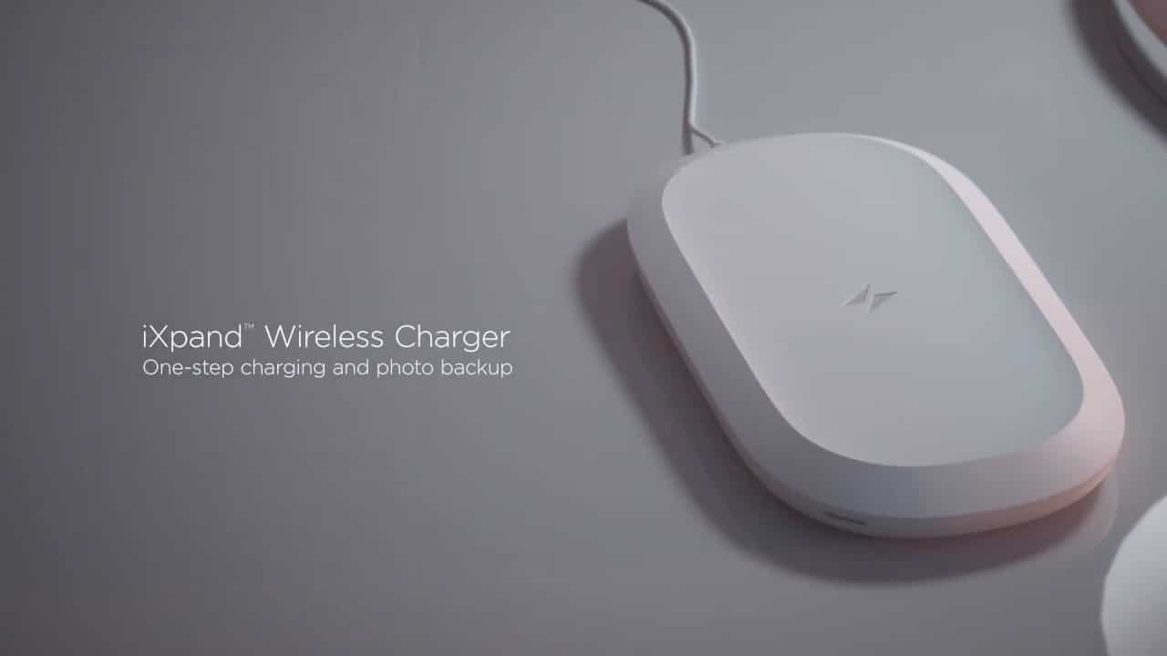 sandisk ixpand wireless charger test