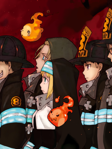 fire force avis cover