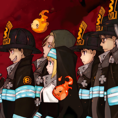 fire force avis cover