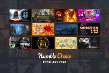 humble choice - février 2020
