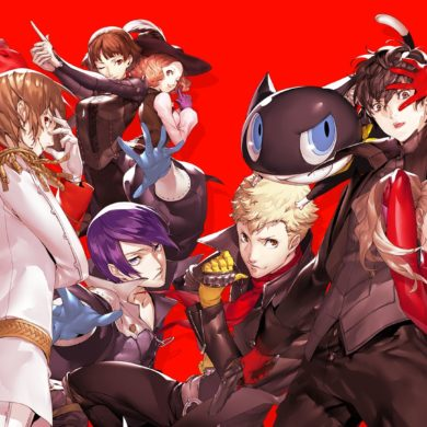 Persona-5-Royal y'a quoi qui sort mars 2020